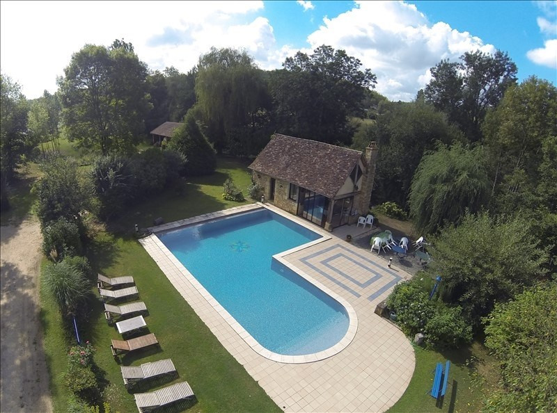 Vente de prestige maison / villa Beaumont 787 500€ - Photo 2