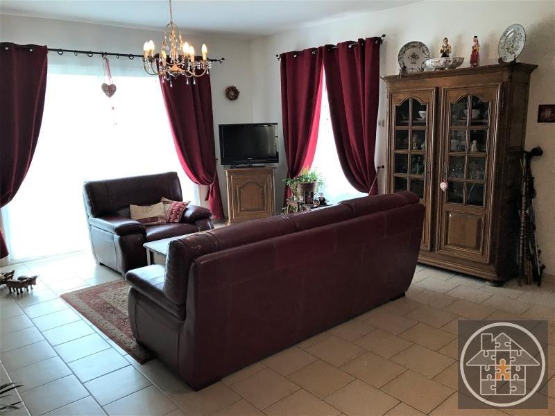 Sale house / villa Tracy le mont 294000€ - Picture 4