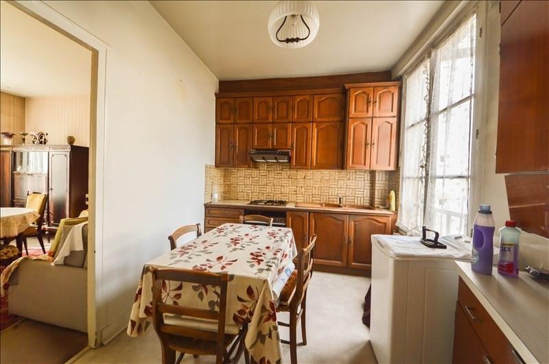Sale apartment St cloud 270000€ - Picture 2
