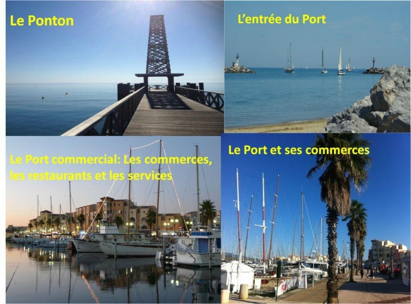 Location vacances appartement Port leucate 227,33€ - Photo 8