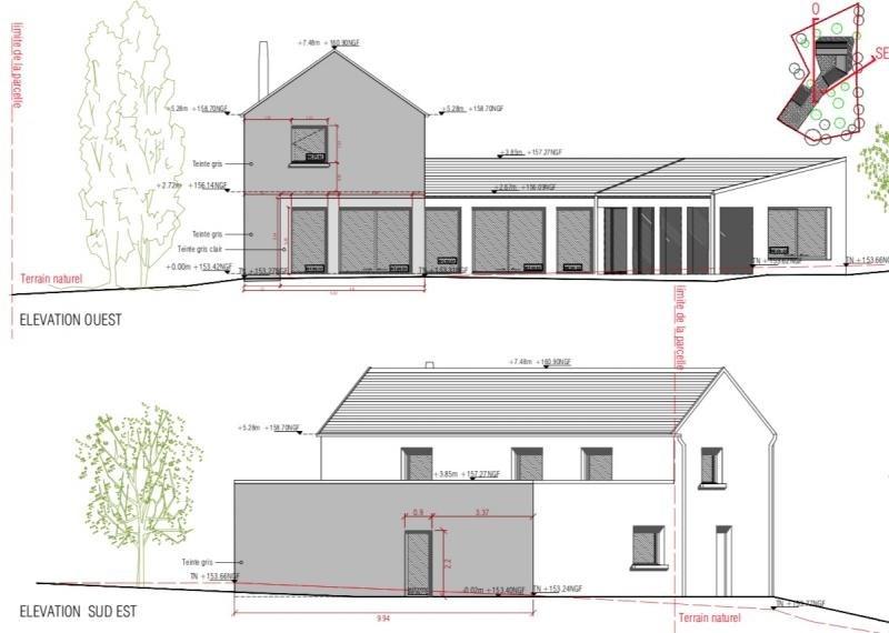 Sale house / villa St martin de brethencourt 499000€ - Picture 3