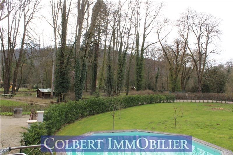 Vente maison / villa Voutenay sur cure 369000€ - Photo 4