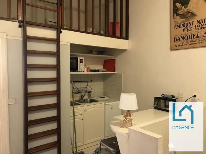 Sale apartment Boulogne billancourt 349000€ - Picture 8