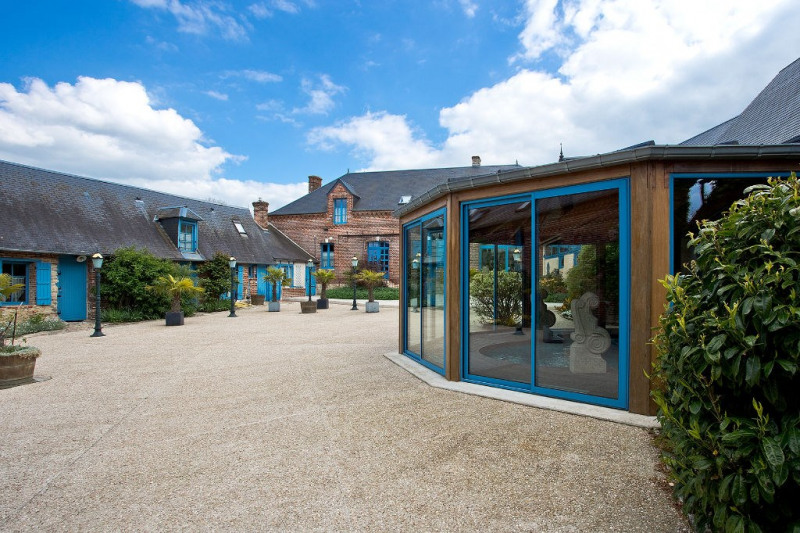 Venta de prestigio  casa Beauvais 954000€ - Fotografía 2