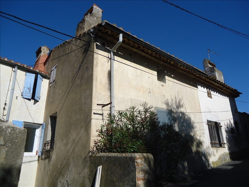 Vente maison / villa Llauro 29 000€ - Photo 1