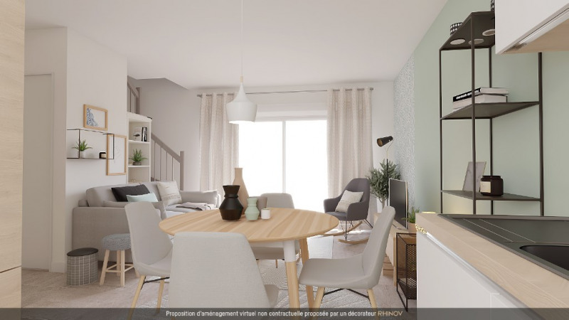 T2 duplex résidence NEUVE loi PINEL