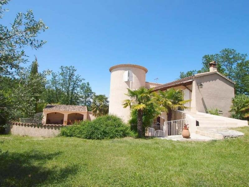 Verkoop van prestige  huis Labeaume 499200€ - Foto 12