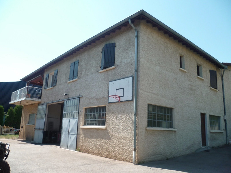 Vente immeuble Ste foy l argentiere 240000€ - Photo 7