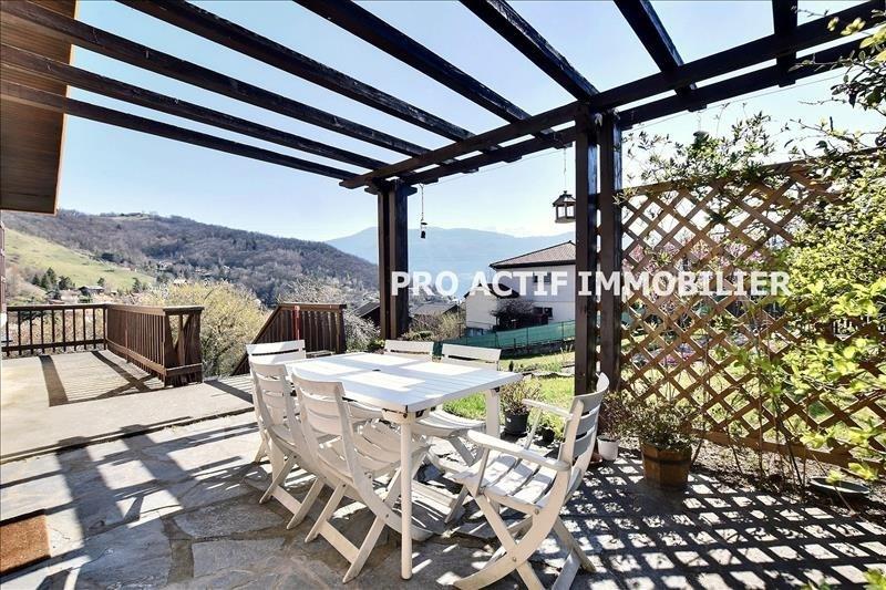 Vente maison / villa Brie et angonnes 385000€ - Photo 1
