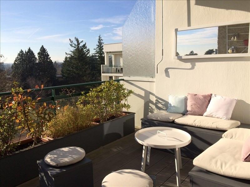 Vente appartement Charbonnieres les bains 398000€ - Photo 6