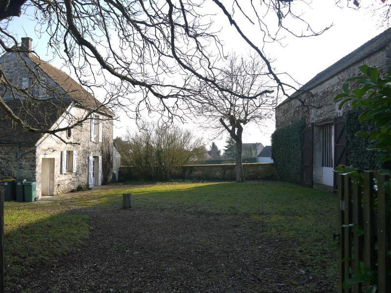 Corps de ferme fontenay mauvoisin - 6 pièce (s) - 156 m²