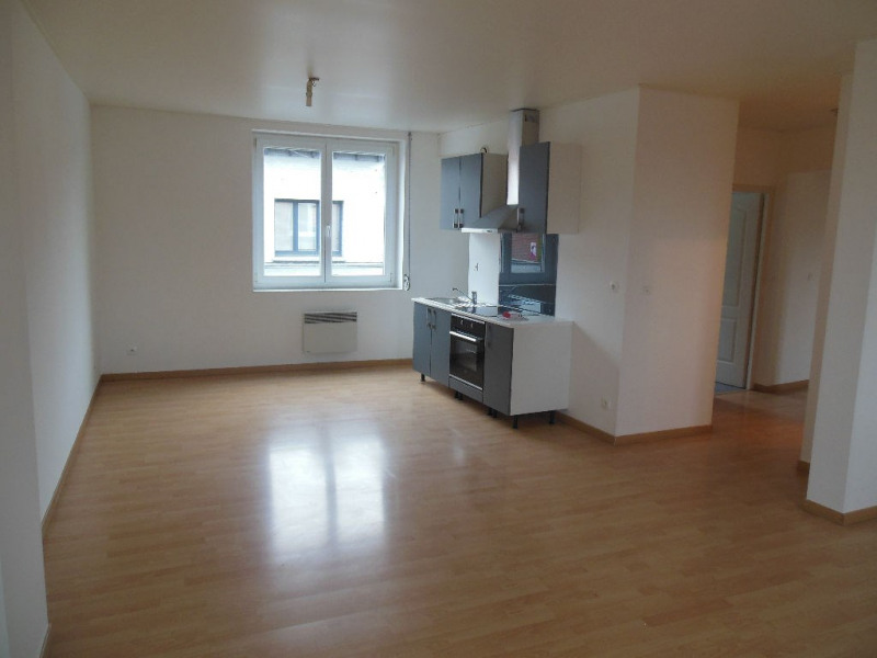 Rental apartment Fleurbaix 682€ CC - Picture 1