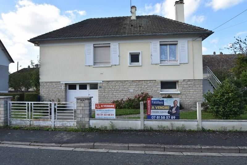 Sale house / villa Isigny sur mer 118000€ - Picture 2