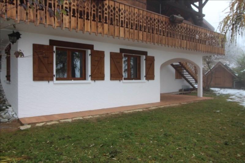 Location appartement Passy 945€ CC - Photo 1