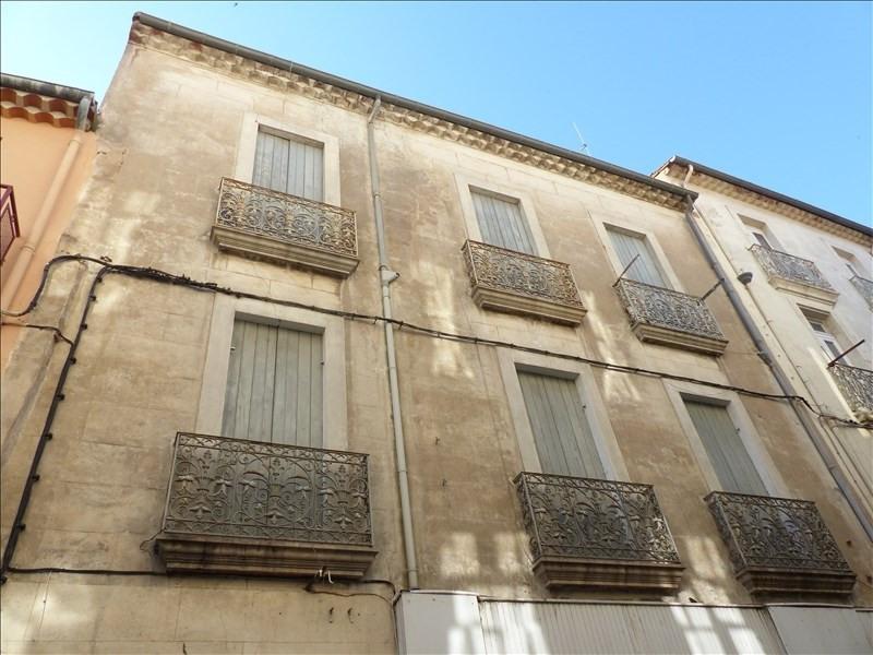 Sale building Beziers 210000€ - Picture 1