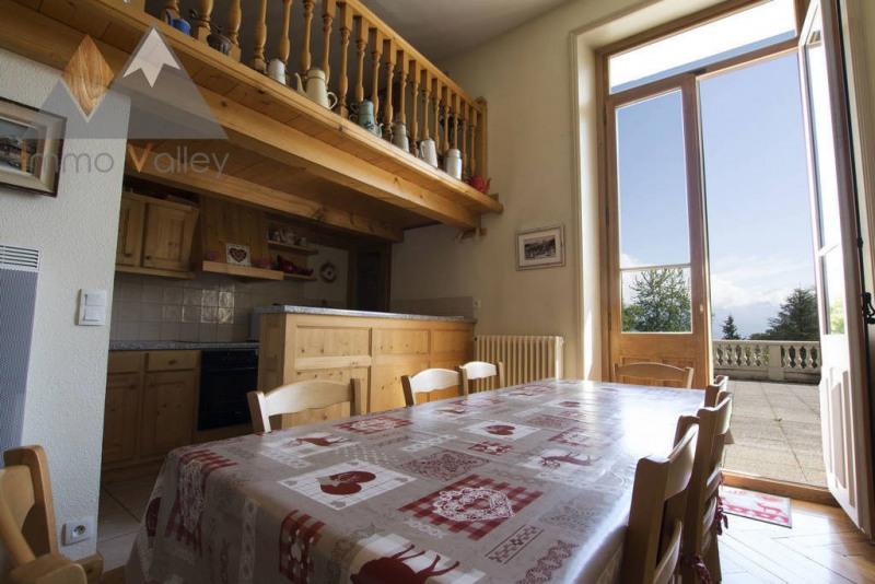 Vente de prestige appartement Combloux 580000€ - Photo 11