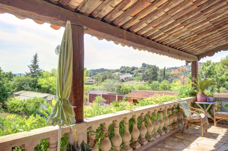 Vente de prestige maison / villa Mougins 898000€ - Photo 5