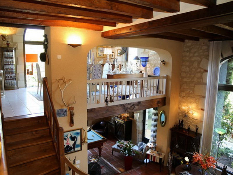 Deluxe sale house / villa Angers 30 mn est 350000€ - Picture 6