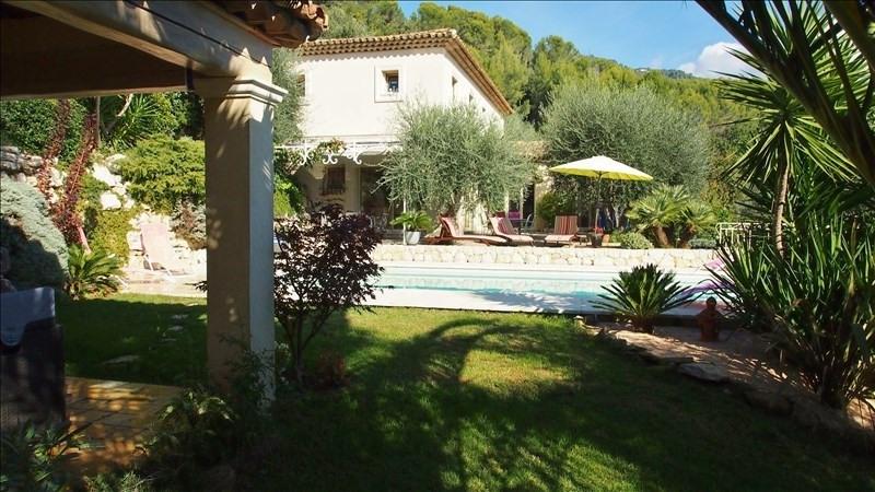 Vente de prestige maison / villa Speracedes 840000€ - Photo 2