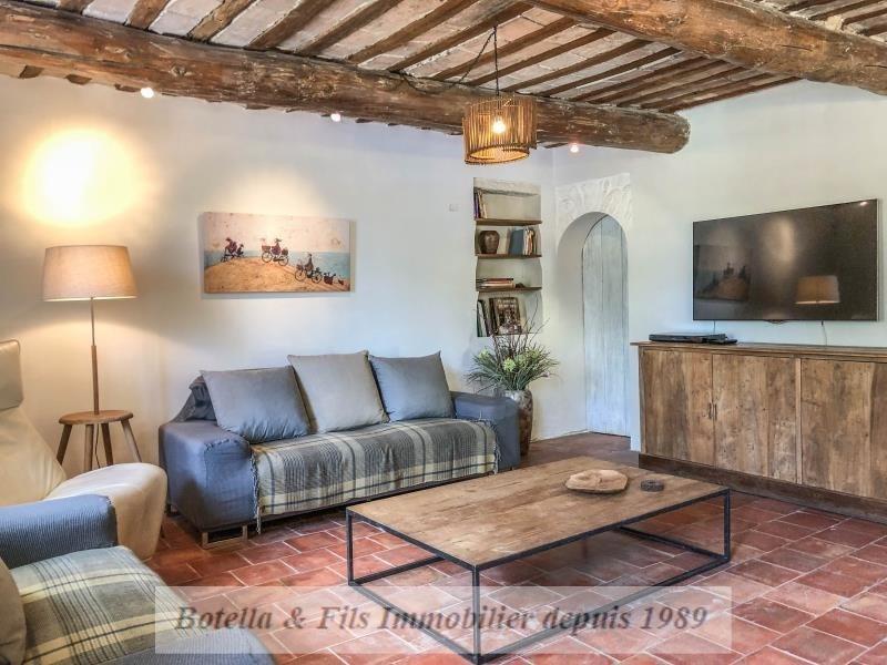 Venta de prestigio  casa Uzes 850000€ - Fotografía 7