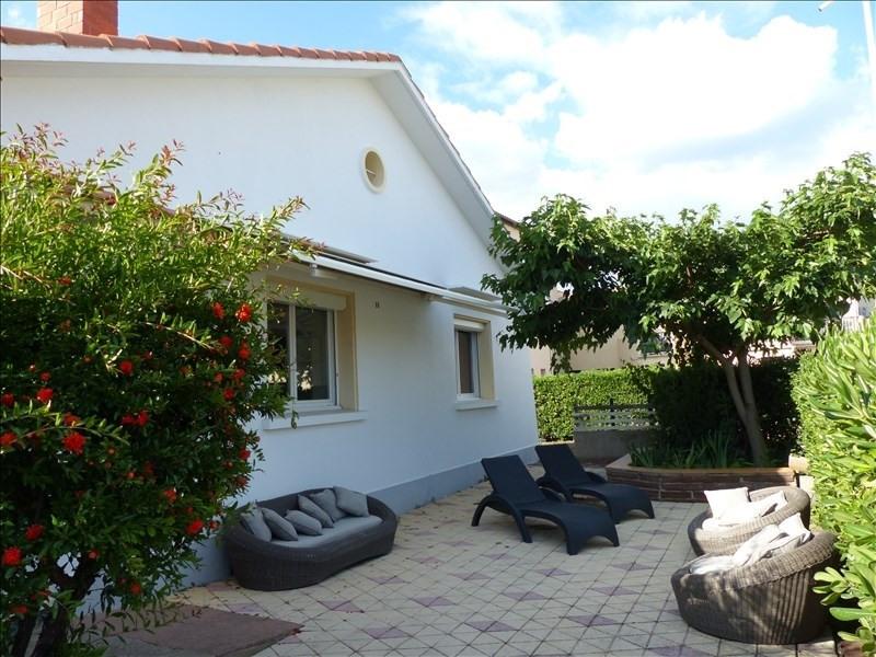 Sale house / villa Valras plage 447000€ - Picture 1