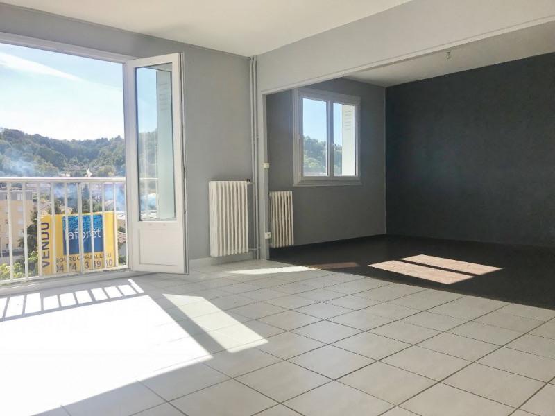 Vente appartement Bourgoin jallieu 89900€ - Photo 1