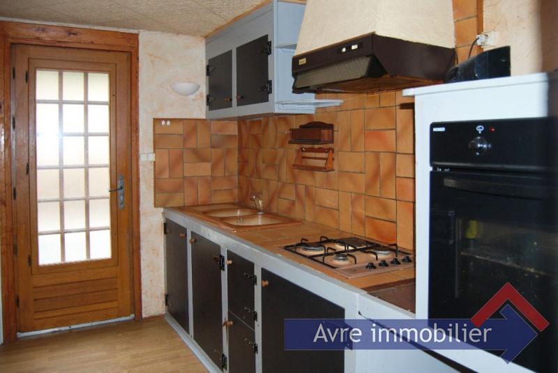 Vente maison / villa Verneuil d'avre et d'iton 96500€ - Photo 2