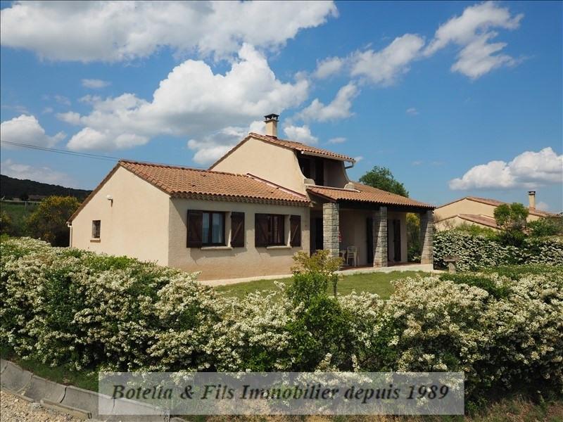 Verkoop  huis Barjac 189000€ - Foto 1