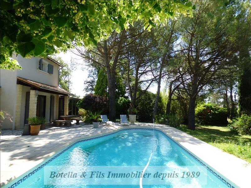 Verkoop  huis Uzes 453000€ - Foto 7