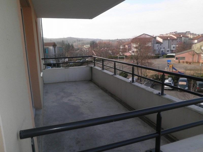 Venta  apartamento Villefontaine 95000€ - Fotografía 5