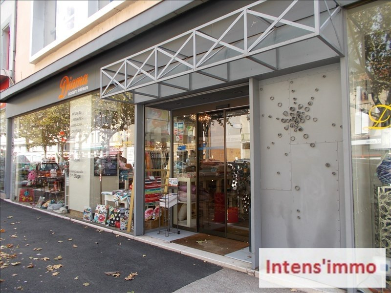 Vente fonds de commerce boutique Romans sur isere 99 000€ - Photo 1