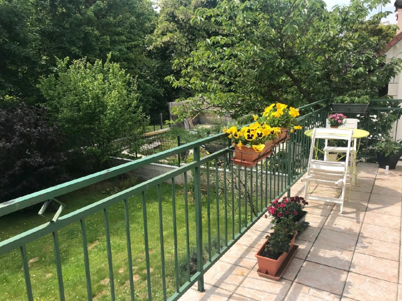 Sale house / villa Taverny 397 280€ - Picture 6