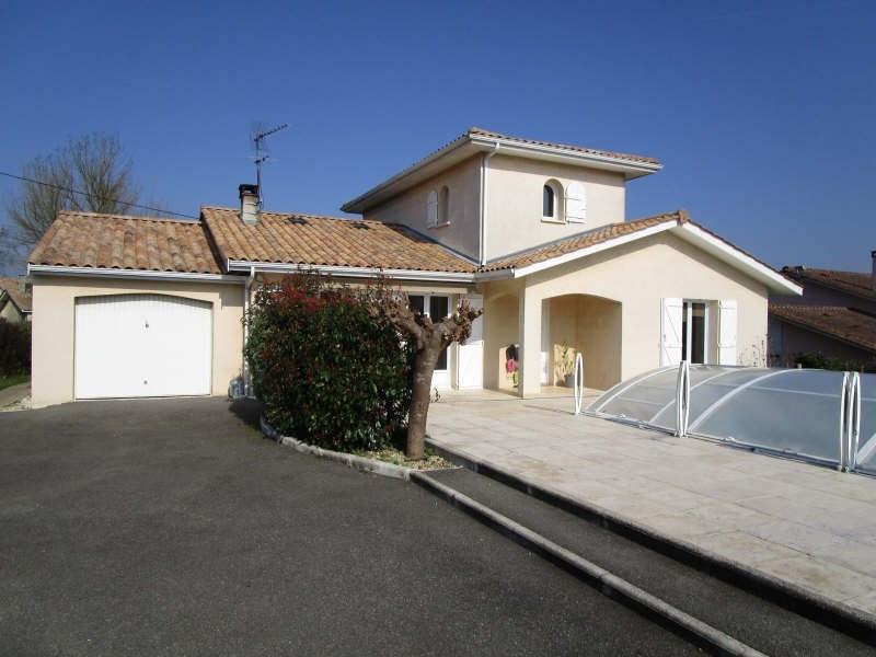 Vente maison / villa Carbon blanc 440000€ - Photo 1