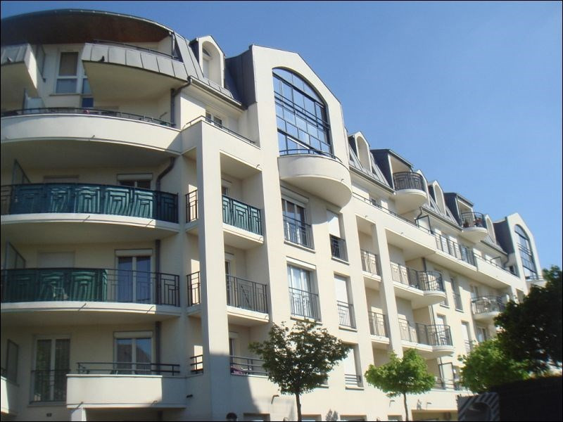 Rental apartment Viry chatillon 665€ CC - Picture 1