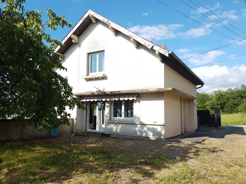 Vente maison / villa La voivre 89900€ - Photo 1