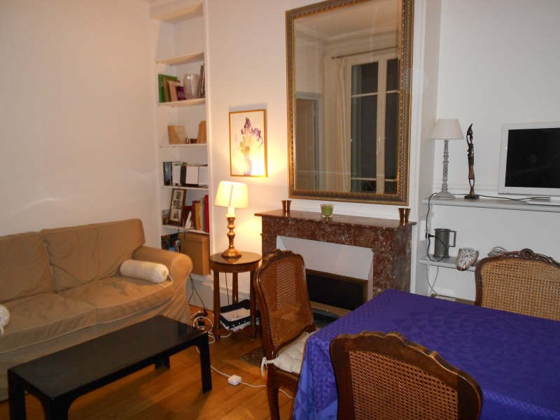 Rental apartment St germain en laye 966€ CC - Picture 1