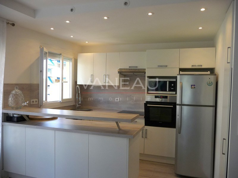 Vente de prestige appartement Juan-les-pins 316 000€ - Photo 3