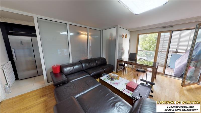 Sale apartment Boulogne billancourt 999000€ - Picture 1