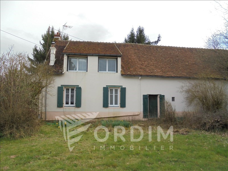 Sale house / villa Beaulieu sur loire 98 000€ - Picture 2
