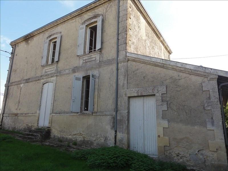 Vente maison / villa Cadillac 150600€ - Photo 2