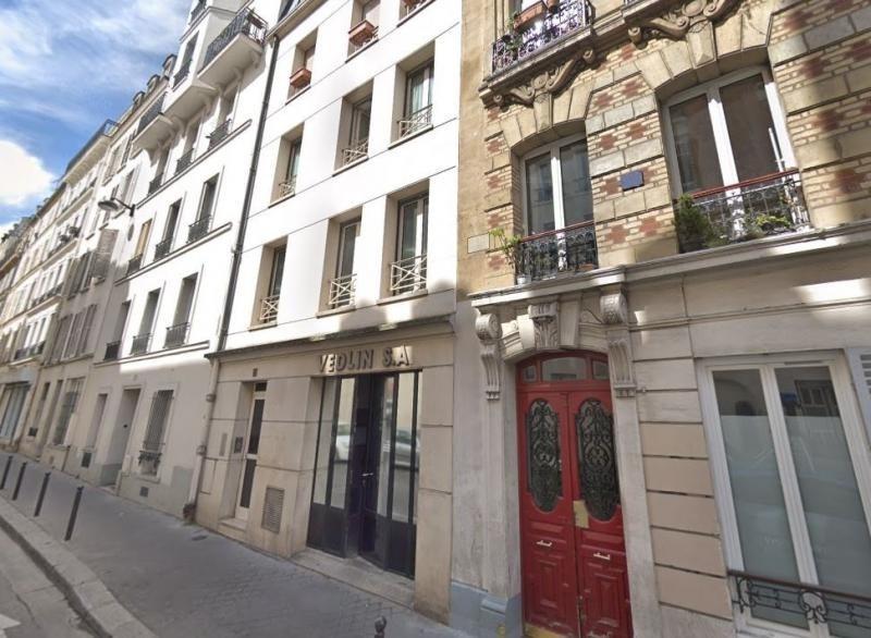 Sale empty room/storage Paris 17ème 939000€ - Picture 1