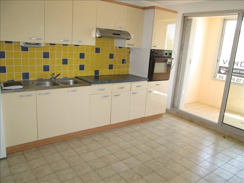 Sale apartment Sete 144000€ - Picture 2