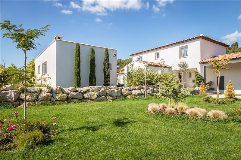 Venta de prestigio  casa Meyreuil 750000€ - Fotografía 2