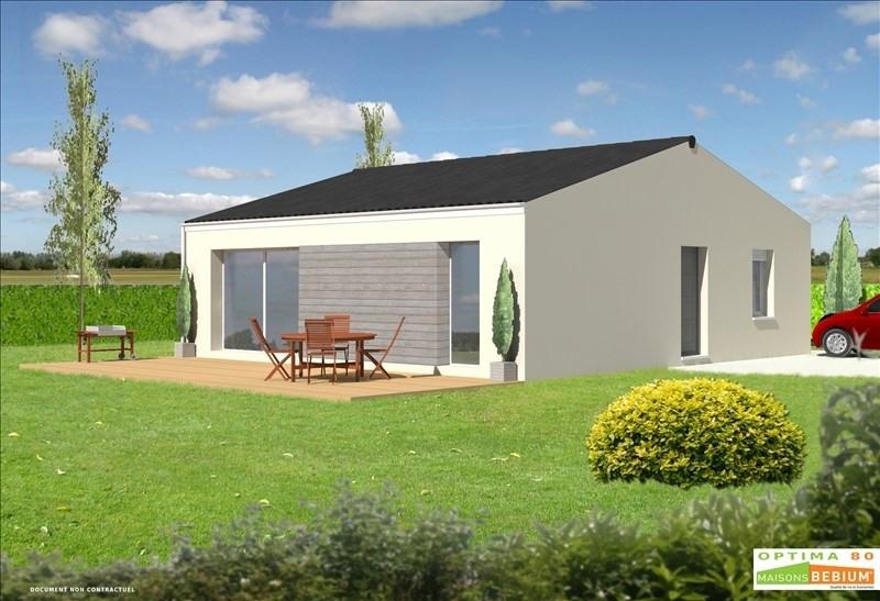Sale house / villa Aigrefeuille d'aunis 174454€ - Picture 1