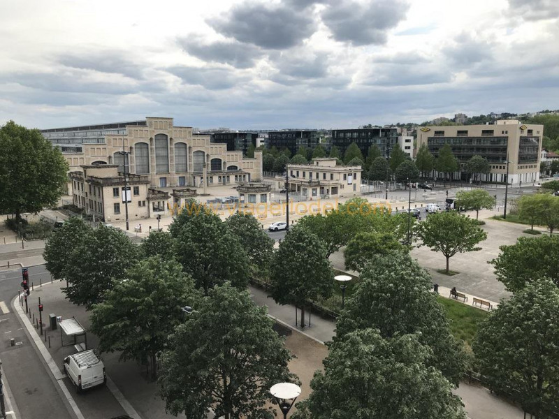 Life annuity apartment Lyon 7ème 170000€ - Picture 1
