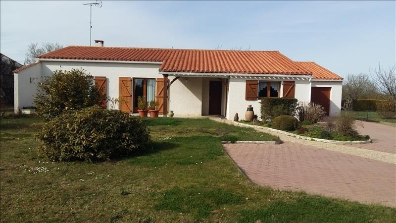 Vente maison / villa Saint-hilaire-la-forêt 250000€ - Photo 1