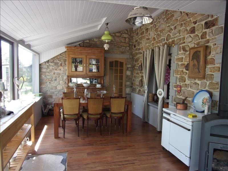 Vente maison / villa Livre sur changeon 244400€ - Photo 2