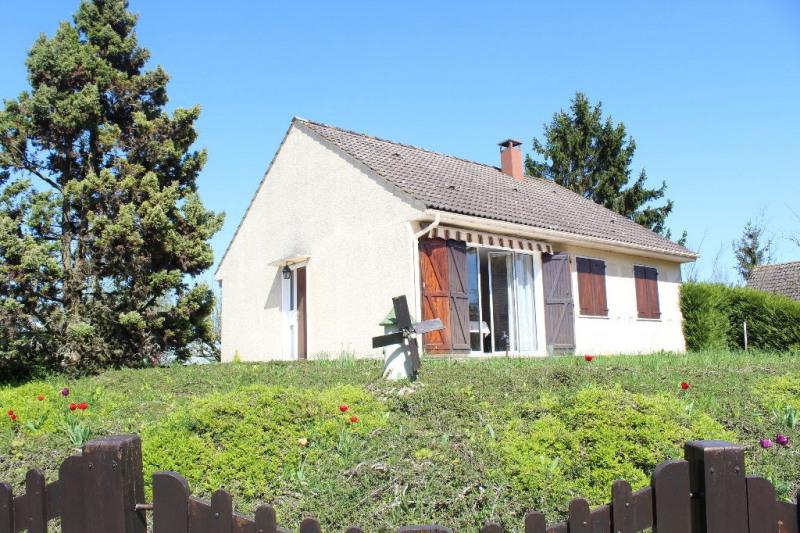 Sale house / villa Cregy les meaux 160000€ - Picture 1