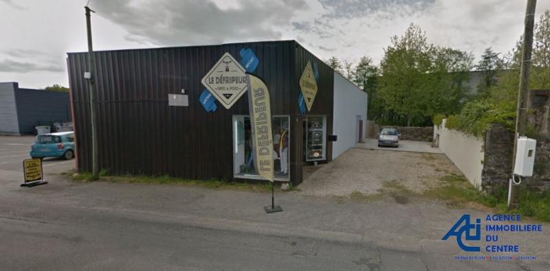 Location local commercial Pontivy 750€ HC - Photo 1