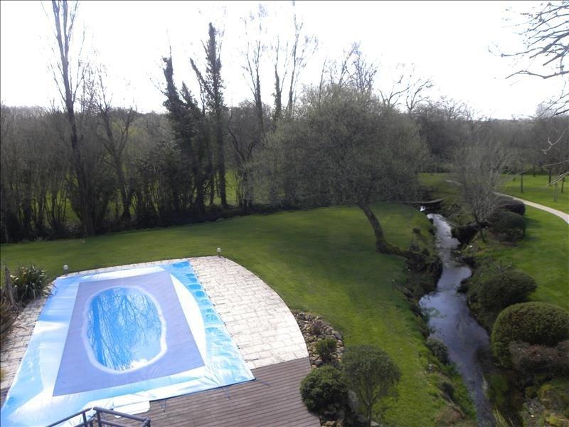 Vente de prestige maison / villa Plescop 808500€ - Photo 6